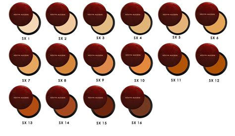 sensual colors kevyn aucoin the sensual skin enhancer