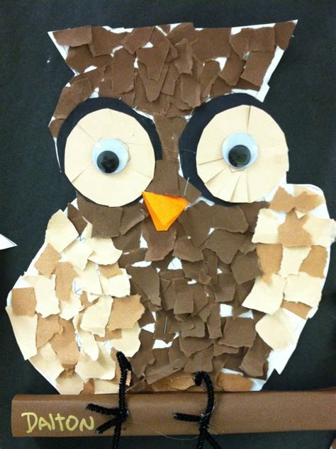 Paper Owls - 1000 ideas about paper owls on owl crafts