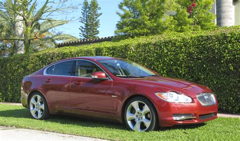 2009 jaguar xf supercharged review top speed