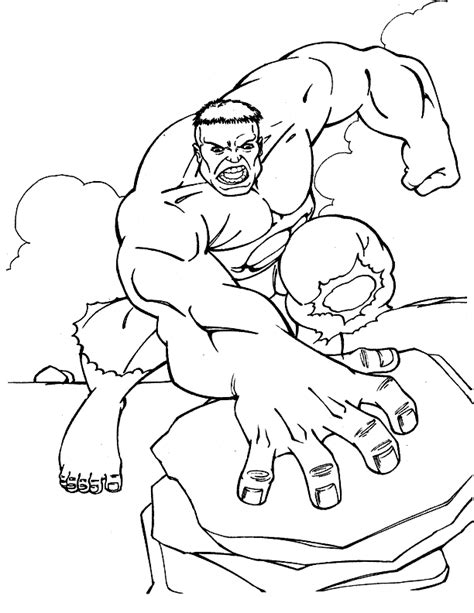 hulk coloring pages pdf free printable hulk coloring pages for kids