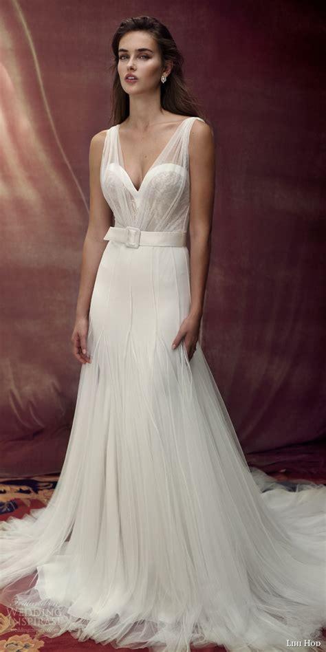 hochzeitskleid romantisch lihi hod bridal 2016 wedding dresses wedding inspirasi