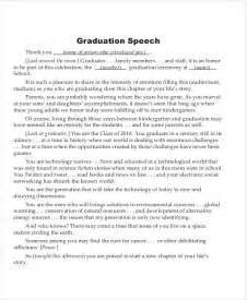 Sle Speeches For School Children graduation speech sle by student 5 speech exles for