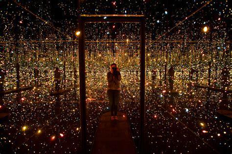 light exhibit nyc an infinity of lights photos from the yayoi kusama