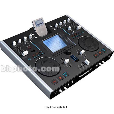 console mixer dj numark idj2 ipod dj mixing console idj2 b h photo