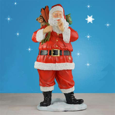 outdoor life size santa claus related keywords outdoor