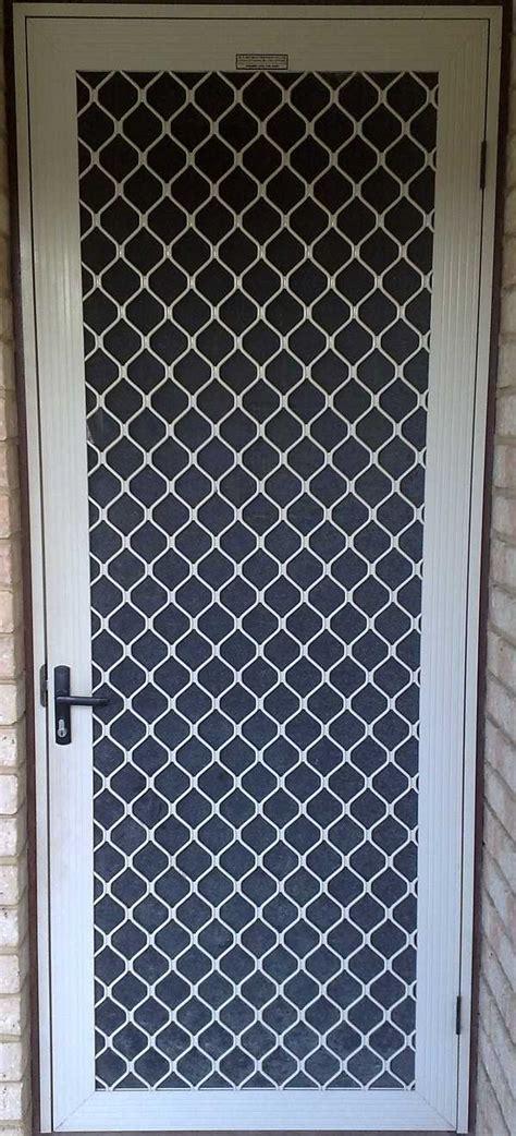 mesh door magnetic screen door heavy duty mesh u0026