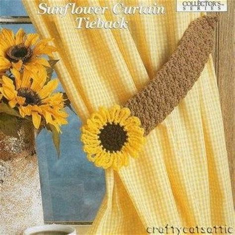 crochet curtain tie backs 1000 images about crochet curtains done on pinterest