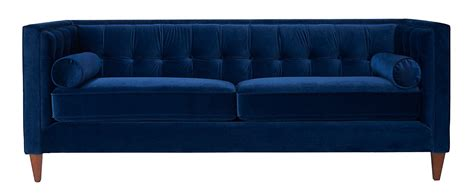 blue velvet sofa my teal blue velvet sofa