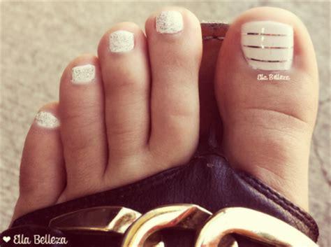 imagenes decoracion de uñas blancas ella belleza u 241 as blancas