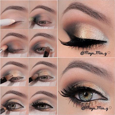 new year makeup look 14 stylish shimmer eye makeup ideas for new year s