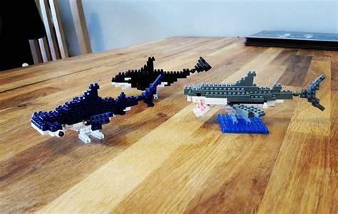 Nanoblock Great White Shark 317 best nanoblock images on instagram 1 and