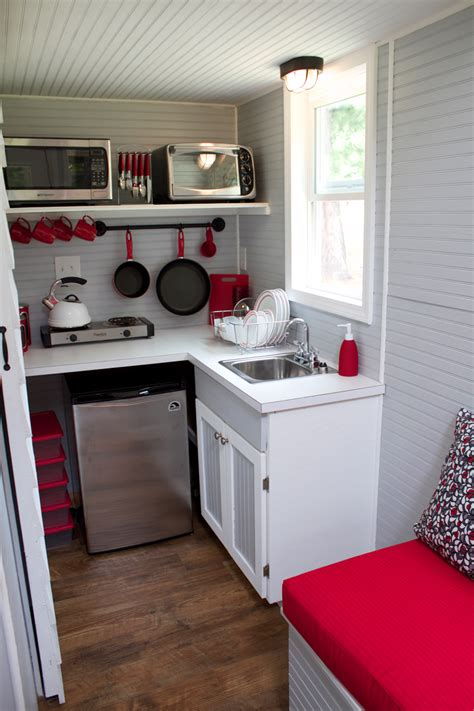 Tiny House Kitchen Ideas by Reed Tiny House Tiny House Swoon