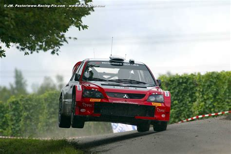 wrc mitsubishi mitsubishi lancer wrc 05 all racing cars