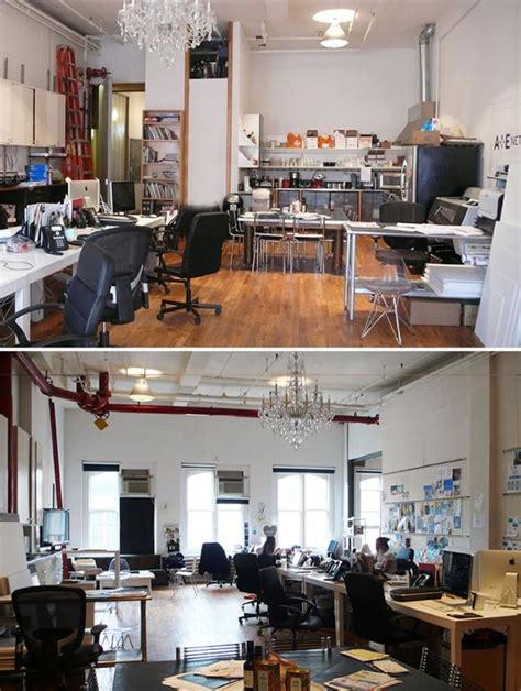 Post Office Soho by Soho Loft Space For Sublease With Kitchen Office