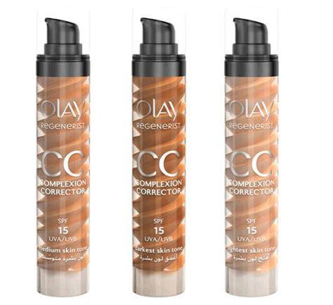 Cc Olay olay regenerist cc complexion corrector everydayme