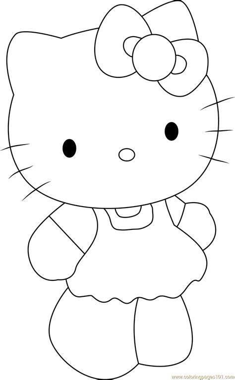 cute coloring pages hello kitty cute hello kitty coloring page free hello kitty coloring