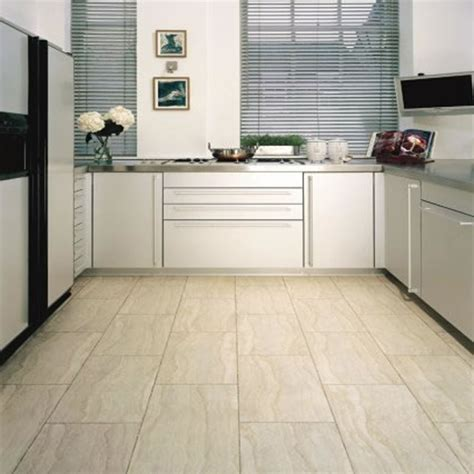 tiled kitchen floor ideas modern kitchen flooring ideas dands