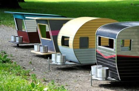 designer dog houses cool caravans for pets designer dog house on wheels interior design ideas avso org