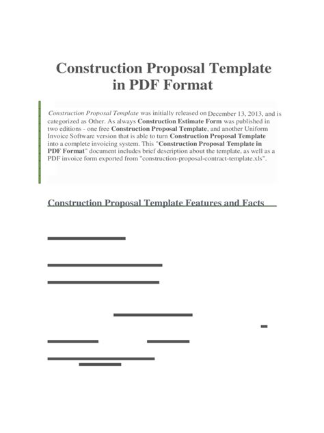 free construction estimate template pdf construction forms 41 free templates in pdf word excel