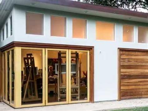 Nana Doors by Nana Wall Glass Doors In Bay Area Artist Studio