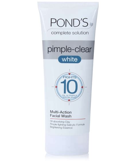 Ponds Detox For Acne Prone Skin Review by Rainbow Pond S Pimple Clear White Multi Facewash