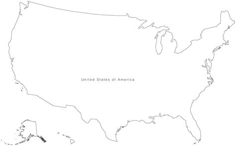 usa map black and white outline best photos of white usa map black and white us map with