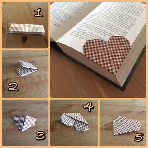 Lesezeichen Basteln by Die Besten 25 Origami Lesezeichen Ideen Auf