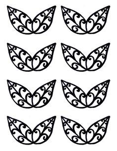 chocolate filigree templates 1000 images about chocolate decorations on