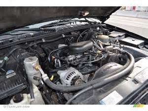 Chevrolet 4 3 V6 Engine 1998 Chevrolet Blazer Ls 4x4 4 3 Liter Ohv 12 Valve V6