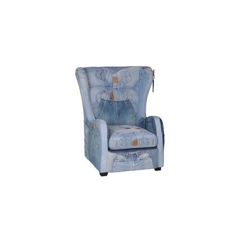 denim armchair blue levi 501 denim armchair vintage retro industrial