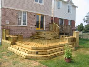 Wrap Around Deck Deck With Wrap Around Steps Deck Ideas