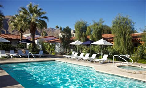 friendly hotels palm springs small hotels of palm springs small friendly distinctive