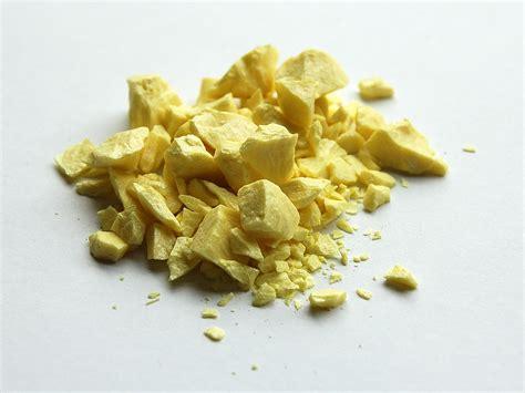 sulfur at room temperature sulfur