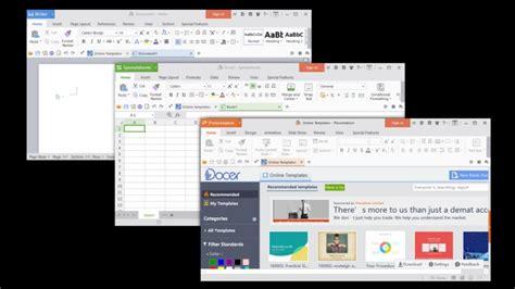 best non microsoft office suite 7 best alternatives to microsoft office suite 2018 edition
