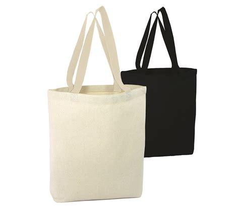 Tas Pouch Tote Bag Blacu Pencil Kanvas Goodie Bag Ah common standard cloth tote bags in 5 colors bags packaging