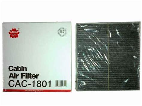 Filter Udara Ac Cabin Nissan X Trail X Trail Up Th 2007 cabin air filter filter ac nissan x trail serena
