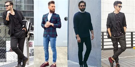 Baju Pria Kemeja Gentleman Black Style 6 barang fashion yang wajib dimiliki pria berpenilan