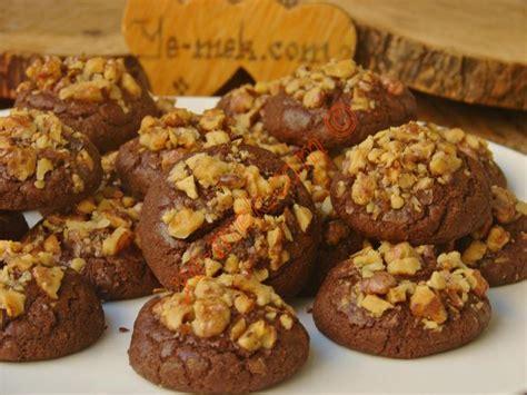 kakaolu parfe kakaolu un kurabiyesi kakaolu ve cevizli kek kakaolu cevizli kakaolu kurabiye tarifi nasıl yapılır resimli
