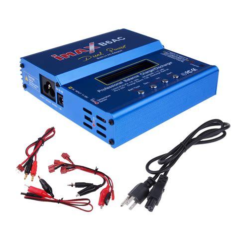 balance charger imax b6 ac 80w battery balance charger rc shop bd