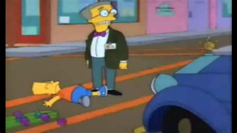 gets by a bart gets hit by a car