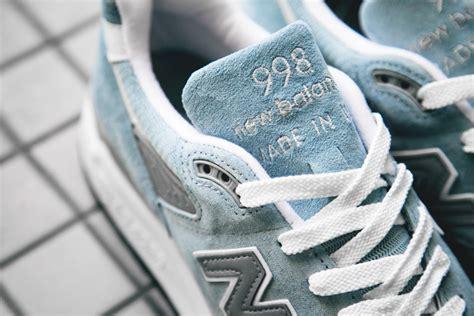 Harga New Balance 998 Made In Usa new balance m998 baby blue sumally サマリー