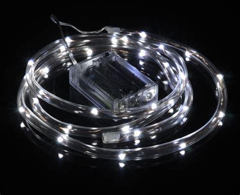 Waterproof Lights by 30 Cool White Led Battery Powered Waterproof String