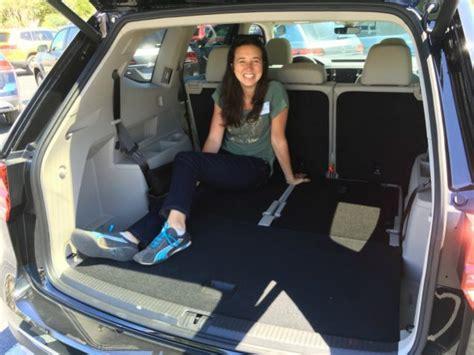 volkswagen atlas trunk vw atlas suv a new 7 passenger family suv hits the market