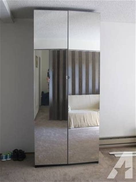 mirror wardrobe doors ikea best 25 wardrobe with mirror ideas on sliding