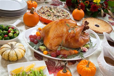 Turkey On The Table by 11 Tips For A Safe Thanksgiving Safebee