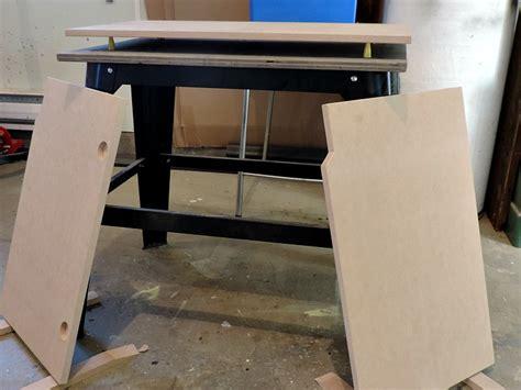 Construire Une Commode by Diy Construire Une Commode En Mdf 233 Par 233 R 234 Ver