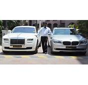 Ramesh Babu The Barber Who Owns A Rolls Royce  YourStorycom