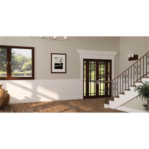 Mdf Wainscoting Home Depot Null 1 4 In X 32 In X 48 In Mdf Wainscot Panel