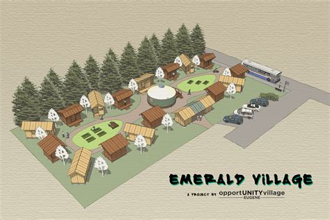 How Tiny House Villages Could Solve America S Homeless Epidemic Emerald Village