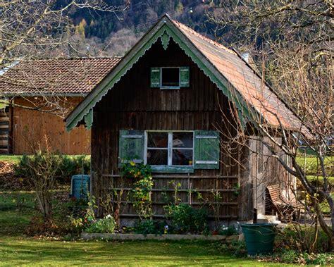 Rumah Pedesaan Sederhana Skala 64 gambar pohon tanah pertanian bangunan pondok desa gubuk